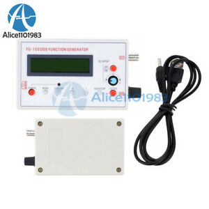 Dds Function Signal Generator 1hz 500khz Sine Square Triangle Wave Frequency