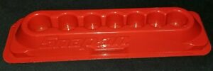 New Snap On Tools Pakty217 Magnetic Socket Holder Tray 3 8 Drive