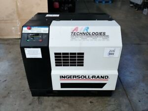 Ingersoll Rand 25hp Screw Air Compressor 97 Cfm 125 Psi Fully Serviced Tested