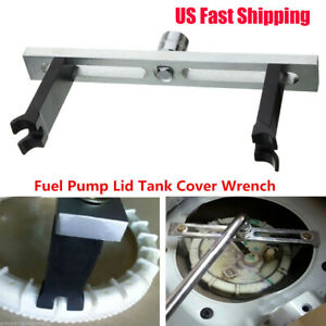 Adjustable Fuel Pump Lid Tank Cover Remove Spanner Wrench Tool For Benz Bmw Audi