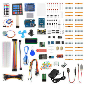Rfid Starter Learning Kit For Lcd1602 Arduino Projects Uno R3 Raspberry Pi Te922
