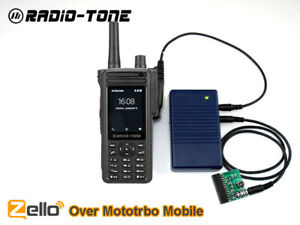 Radio Over Zello Controller Rt4 Android Smart Phone For Mototrbo As Rt roip2
