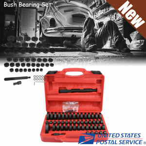 51pcs Bush Bearing Driver Set Remover Installer Removal Built Hand Repaing Kit