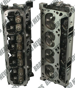 New Dodge Magnum Chrysler Jeep 5 2 5 9 Ohv Mopar 318 360 Cylinder Heads Pair