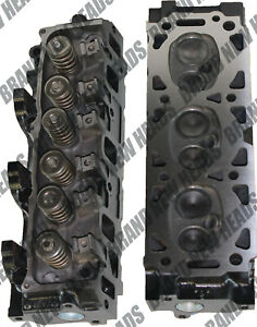 Brand New Ford Taurus Ranger Sable 3 0 Ohv Cylinder Heads Pair 8mm 1986 1999