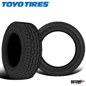 2 X New Toyo Open Country A t Ii 265 75r16 114t All terrain Tire
