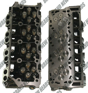 Brand New Ford 6 4l Powerstroke F 350 Truck Twin Turbo V8 Diesel Cylinder Heads