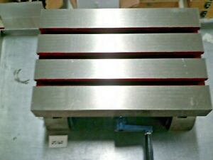 15 X 10 Adjustable Angle Plate Hap 1510 Height 7 1 2 new Pic 25160