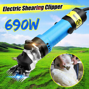 Sheep Shears Goat Clippers Animal Livestock Shave Grooming Farm Supplies