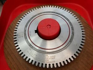 National Broach Machine Co Cc 9544 73t 10ndp 20 Npa 13 Ha Lh For 17t W Certs