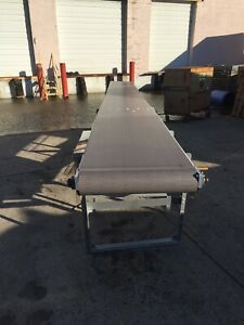 Nercon 30 X 30 Belt Conveyor