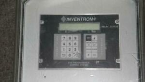 Inventron 9140 Programmable Control System Board Relay Setup In Box