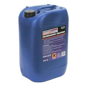 Sealey Parts Cleaning Tank Cleaner Degreasing Solvent 1 X 25ltr Ak2501