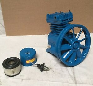Jenny K pump Air Compressor Pump1 Stage 2 Cylinders