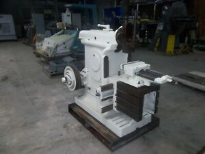 Gould And Eberhardt Shaper 20 Inch