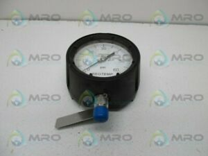 Reotemp Pi 200a Pressure Gauge 0 60psi New No Box