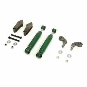 Universal Solid Axle Shock Kit With Mounts Vpashkuaa Classic Parts Usa Hot Rod