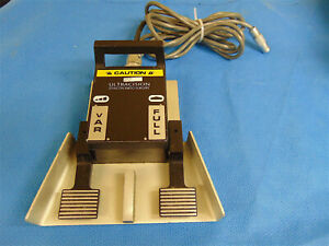 Ethicon Ultracision Endo surgery Foot Pedal Sr490