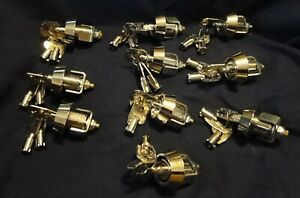 Guardian Ii Cylinder Lock Keyed Separately New Qty 10 3 Keys Each Lock