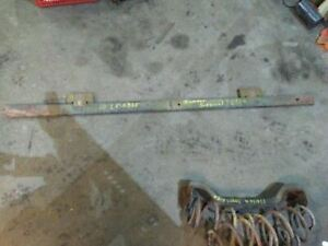 Front Bumper Support For 1960 Buick Lesabre