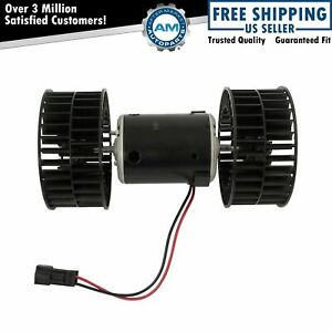 Heater Air Conditioner Blower Motor With Fan Cage Assembly For Volvo Hd Truck