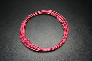 12 Gauge Thhn Wire Stranded Red 100 Ft Thwn 600v 90c Building Machine Cable Awg