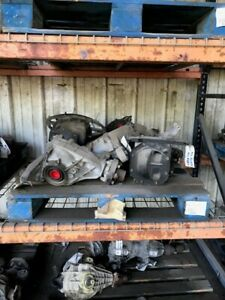 15 16 17 Ford Mustang 3 15 Ratio Rear Carrier Differential Oem 8k Miles