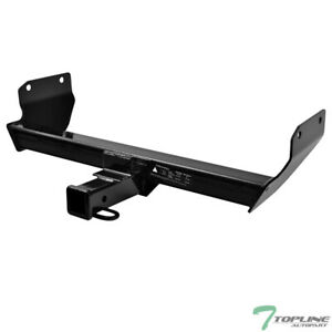 Topline For 2011 2017 Jeep Grand Cherokee Class 3 Trailer Hitch Receiver 2 blk