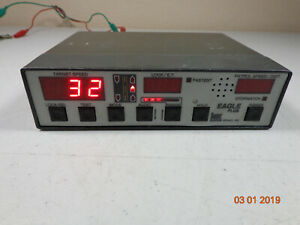 Kustom Signal Eagle Plus Police Radar Speed Detection Control Head Unit C54
