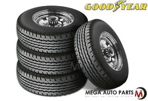 4 New Goodyear Wrangler Ht Lt235 75r15 104 101q C Heavy Duty All Season Tires