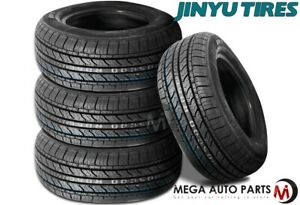 4 New Jinyu Yh12 195 60r14 86h All Season Performance Tires 195 60 14