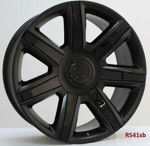 24 Wheels For Cadillac Escalade 4wd 6x139 7