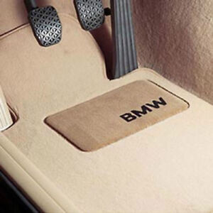 Bmw Oem Factory Veneto Beige Tan Floor Mats Carpet 5 Series 2011 2013 8211044046