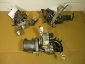 12 2012 Ford F150 Lh Left 3 5l Turbo Turbocharger W 69k Miles Oem Lkq
