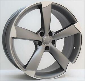 20 Wheels For Audi Rs5 2013 15 5x112