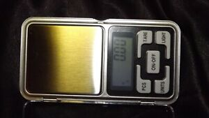 Pocket Digital Scales 200 Grams Max 00 00 Scale Mailing Scales Usa Seller