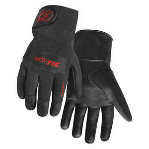 Steiner Welding Gloves tig 10 m pr 0260 m Black