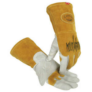 Caiman Welding Gloves tig 13 m pr 1868 4 White gold