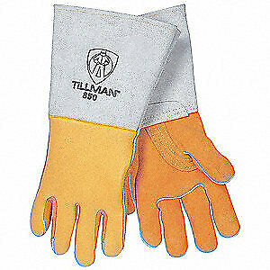 Tillman Welding Gloves stick 16 1 4 xl pr 850xl Gold