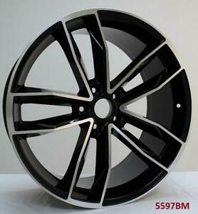 20 Wheels For Audi A8 A8l 2005 Up 5x112
