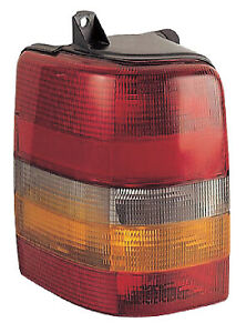 1993 1998 Jeep Grand Cherokee Driver Left Side Rear Back Lamp Tail Light