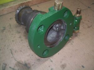 Oliver 1755 1855 1955 2255 Farm Tractor Pressure Lube Pump Very Nice
