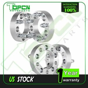 4x 1 25 5x4 5 Wheel Spacers Fits 1993 1998 Jeep Grand Cherokee Limited Laredo
