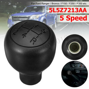 5 Speed Gear Shift Shifter Knob For Ford Ranger F150 250 Bronco 5l5z 7213 Aa Us