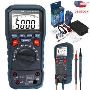 Us Digital Multimeter T rms usb Voltage Ac Dc Meter Voltmeter Ammeter Ohmmeter