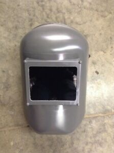 Fibre metal By Honeywell Tiger Classic Thermo Plastic Welding Helmet 990gy