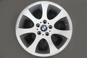 Bmw 3 Series E90 E91 Rear Wheel Alloy Rim 18 Ellipsoid Styling 162 Et 37 8 5j