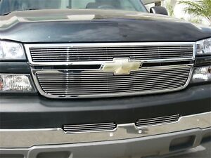 For 2005 Chevrolet Silverado 2500 Hd T rex Grille Insert overlay Djtm