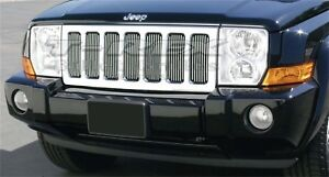 For 2010 Jeep Commander T Rex Grille Insert Djtm