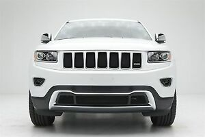 Ship From Usa Fits 2014 2014 Jeep Grand Cherokee Gxtb90206 Durable Grille Insert